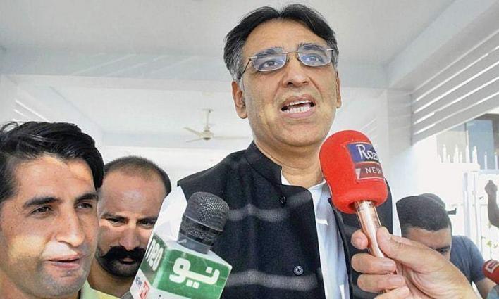 Pakistan opens up for economic development, trade connectivity: Asad Umar
