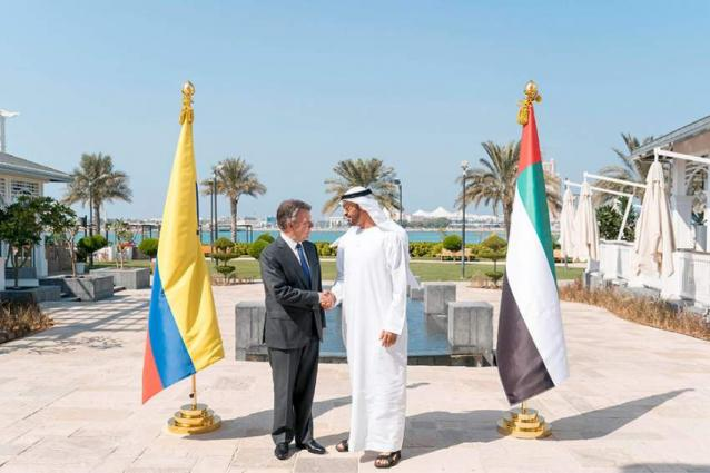UAE, Colombia sign visa waiver