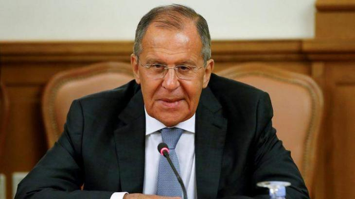 Russian Foreign Minister to Visit San Marino on Thursday - Spokeswoman