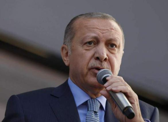 Turkish President Says Christchurch Shootings Another Example of Islamophobia, Racism