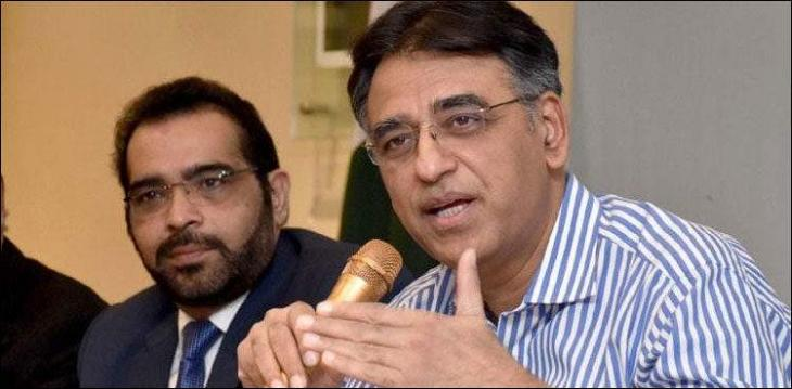 Pakistan improving its economic ties with world: Asad Umar