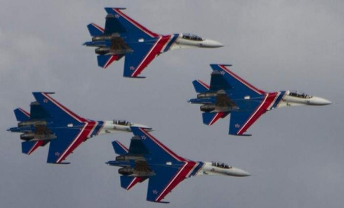Russian Cabinet Disproves Info on Cancellation of MAKS-2019 Air Show