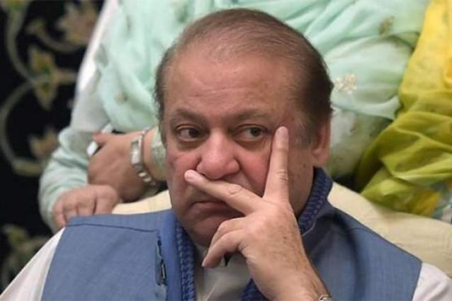 Nawaz Sharif advises PML-N workers to stay clam