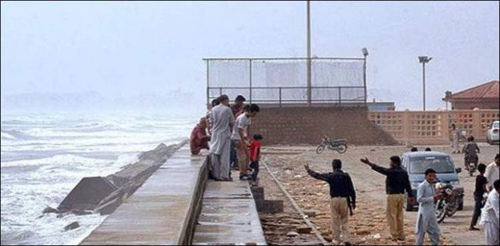 Karachi Police to mobilize Sea Watch' unit for policing at beach