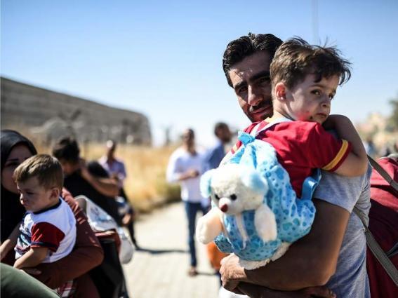 UAE pledges $65 million for Syrian people - Update