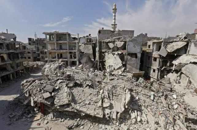 US, Allies Not to Provide Reconstruction Aid to Syria Without Credible Political Process