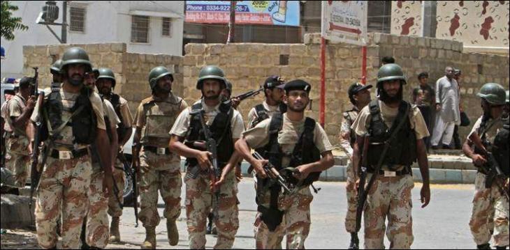 Lyari Grenade Attack: Rangers arrest three suspects in raids