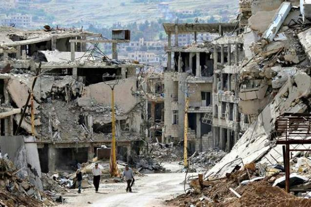 US, Allies Refuse to Offer Reconstruction Aid to Syria Without Credible Political Process