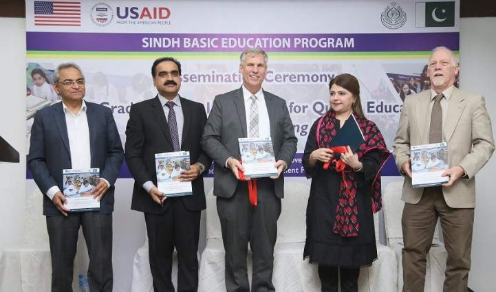 Research on USAID's reading interventions launched*