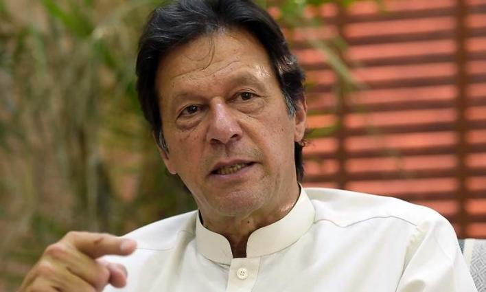 Democracy isn't in danger but big dacoits are: Prime Minister Imran Khan