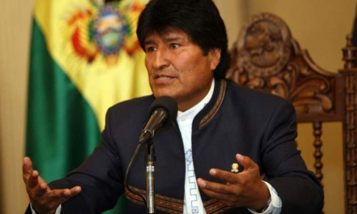 Bolivian President Urges EU to Back Political Dialogue in Venezuela