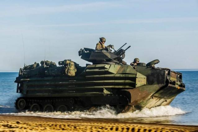 State Dept. Approves $107Mln Sale of Amphibious Assault Vehicles to Spain - Defense Agency