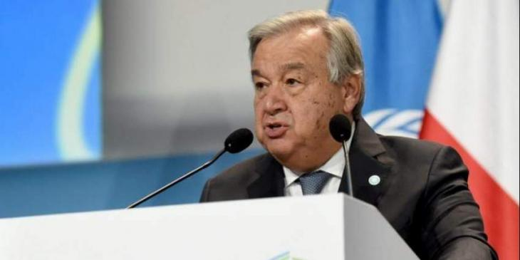 'Stand united against anti-Muslim hatred' urges Guterres, after mosque shootings in New Zealand leave 49 dead