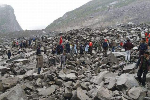 Two People Dead, 17 Missing in Wake of Landslide in N. China - Emergencies Ministry