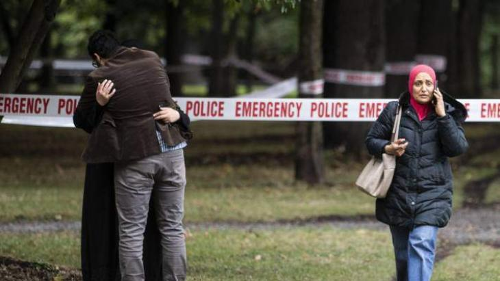 UAE Press: Shooting at two mosques in Christchurch, an attack on every decent person