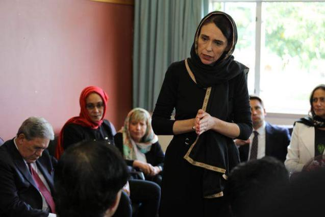 New Zealand Shooter Planned to Continue Attack When Police Caught Him - Prime Minister, Jacinda Ardern,