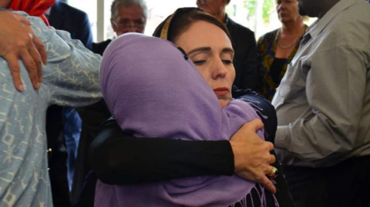 New Zealand Shooter Planned to Continue Attack When Police Caught Him - Prime Minister, Jacinda Ardern