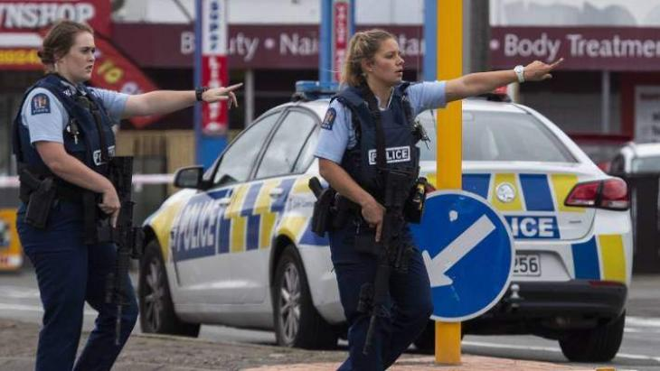 Christchurch Killings condemned