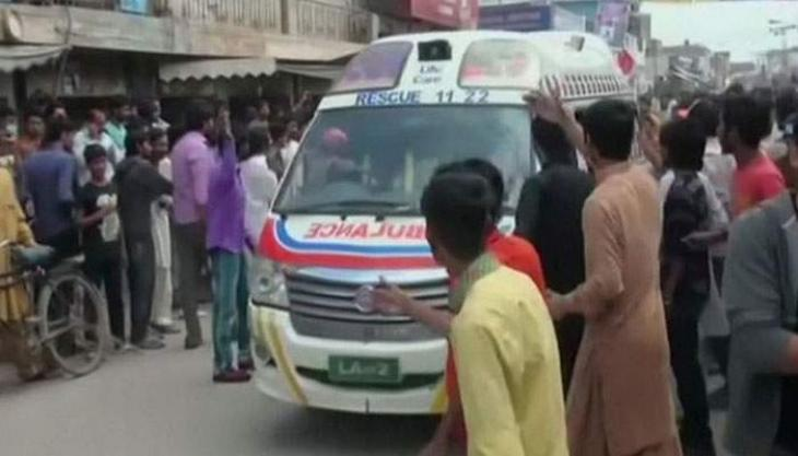 Man commits suicide after killing wife, children in Chiniot