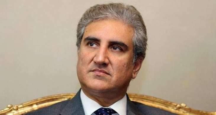 Pakistan wants peace, resolve issues through dialogue with India: Foreign Minister Makhdoom Shah Mehmood Qureshi