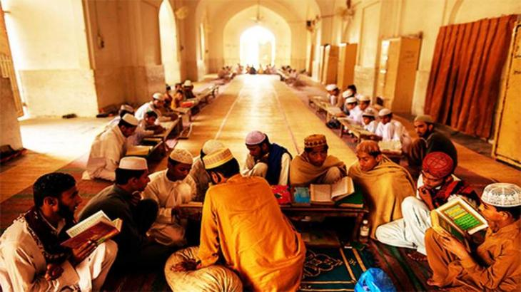 Auqaf deptt takes control of a seminary  under Jamaat-ud-Dawa
