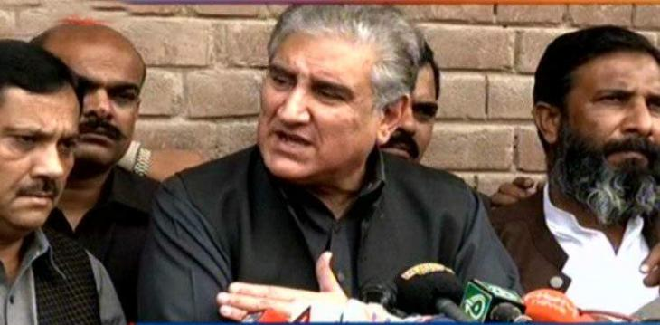 Pakistan to stay alert until Indian election: Qureshi