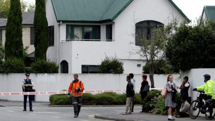 Primary suspect in deadly Christchurch shooting charged with murder