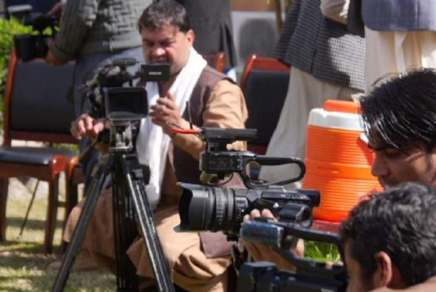 Afghan journalists raise concerns on their safety