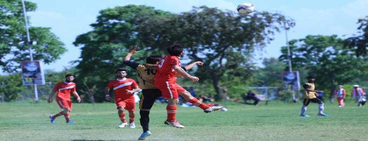 University Sports League kicks off