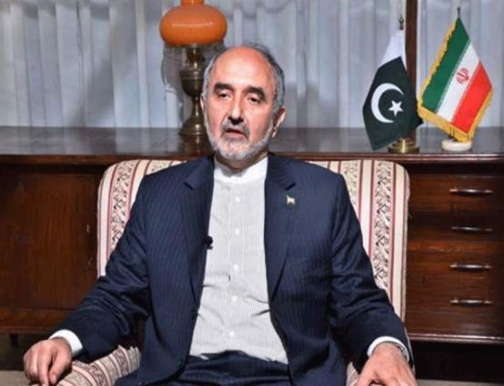 Iran envoy emphasizes strong counter-terrorism cooperation