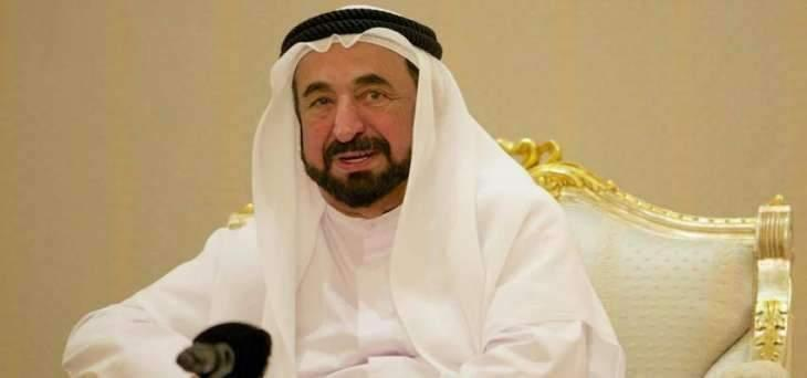 """Sharjah Ruler launches French version of """" Bibi Fatima & quot; book"""