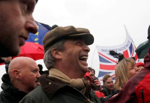 Over 100 Brexit Backers Set Off on Protest March From Sunderland to London on Saturday