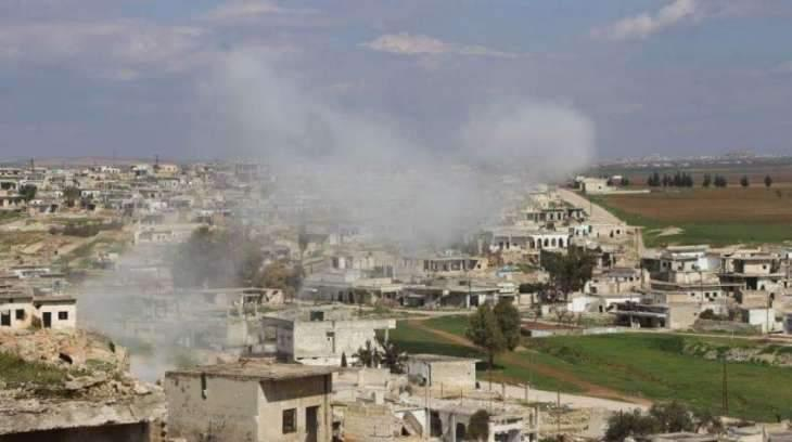 At Least 1 Syrian Civilian Killed After Terrorists Attack As Suqaylabiyah City - Militia
