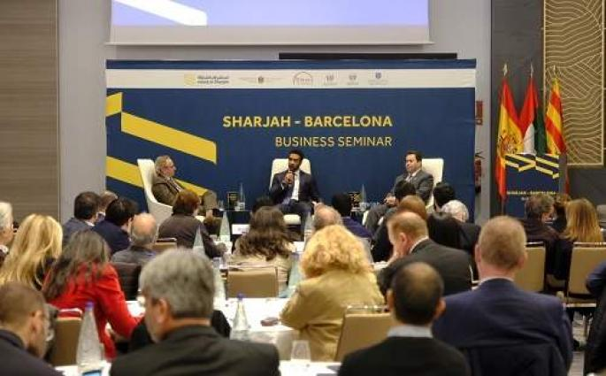 Sharjah, Barcelona strengthening healthcare, education cooperation