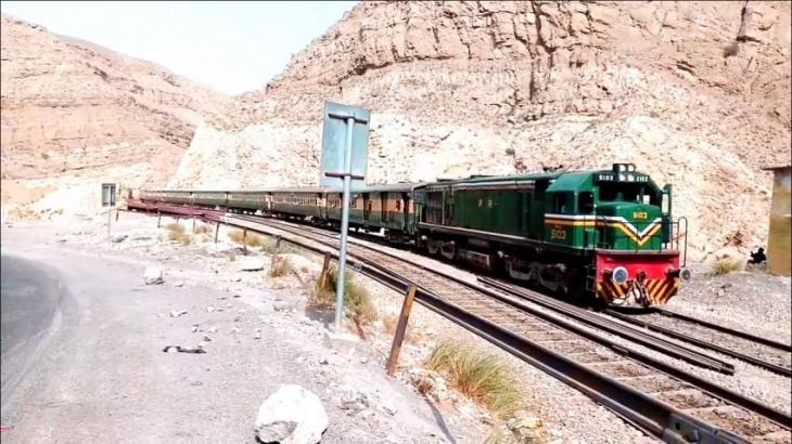 3 killed in train blast in Balochistan