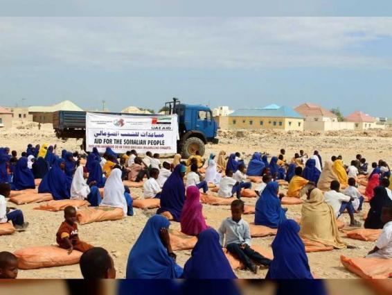 Khalifa Foundation distributes 60 tonnes of dates in Somalia