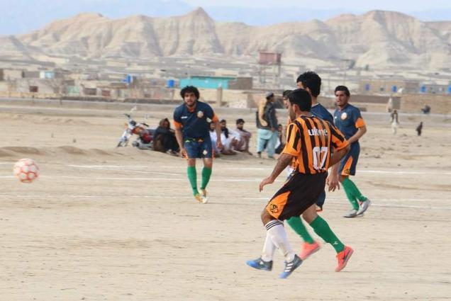 Ufone Balochistan Football Cup: Afghan FC Emerge Victorious From