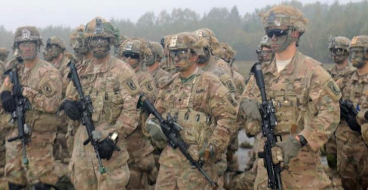 Nearly 350 US Paratroopers Begin 2-Week Training Exercise In