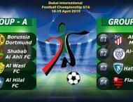 Flamengo return to defend their Dubai International U16 title