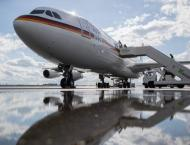 Malfunction Occurred in German Gov't Aircraft After Landing in US ..