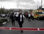 Palestinian attacker shot in West Bank