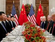 Asian markets mostly up as China, US hail trade talks progress