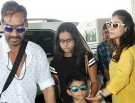 Ajay Devgn opens up about daughter Nysa being subjected to trolli ..
