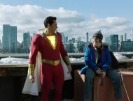 Box Office: 'Shazam!' grows to $53 million debut