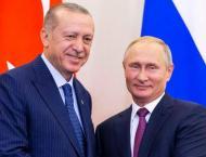 Putin, Erdogan Discuss Situation in Syria's Idlib at Moscow Talks
