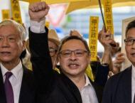 Hong Kong 'Umbrella' protesters found guilty of public nuisance