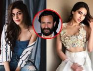 Saif Ali Khan finally breaks his silence on casting Alaia F and n ..