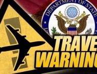 US give travel warning for 35 countries, including Pakistan