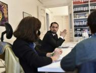 Algeria activists sharpen tools with make-do law classes
