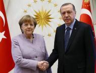 Erdogan, Merkel Discuss Turkish-German Relations in Phone Talks - ..